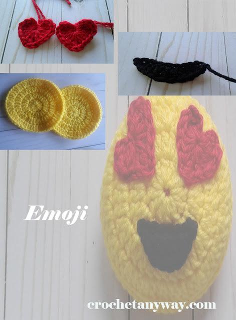 crochet emoji