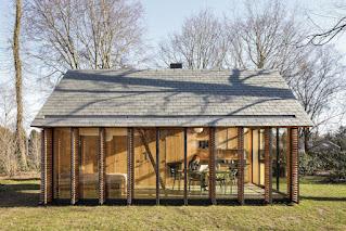 Casa nel bosco Zecc