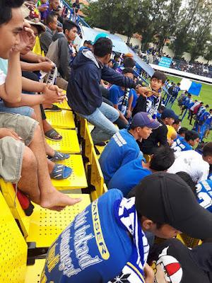 Stadion Citarum Mendadak Viral, Foto Kursi Tribunnya Bikin Warganet Kebingungan