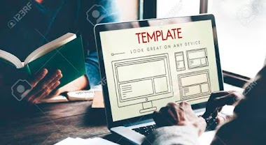 Cara Ganti Template Blog - Pasang Template Blogger