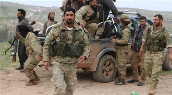 """توتر بين مرتزقة """"الجيش الوطني"""" التابع لتركيا بسبب قتل مدني على يد """"المعتصم"""" بريف سري كانية"""
