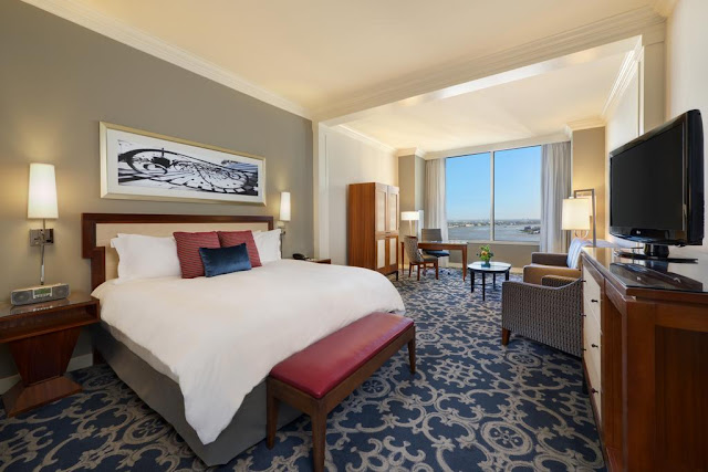 Located in the heart of Downtown New Orleans, Loews New Orleans Hotel features large guest room accommodations near the Riverfront.
