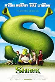 Shrek 2001 Hindi Dubbed 480p