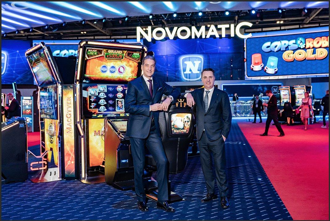 Novomatic Casinos