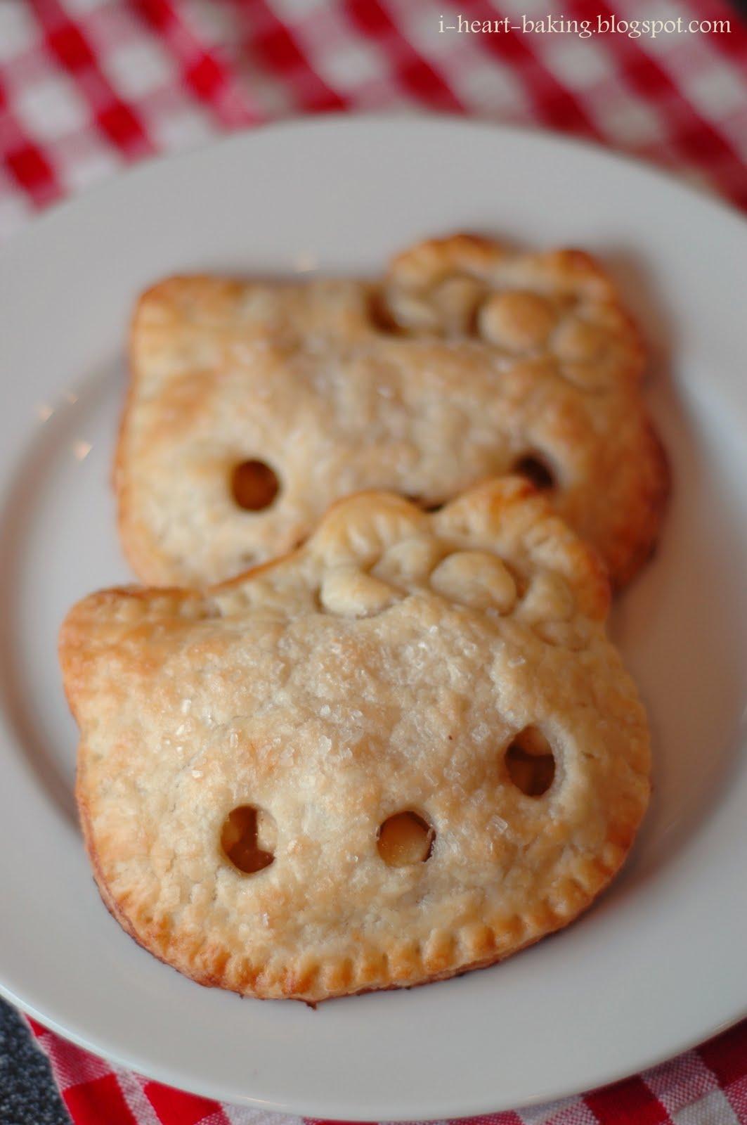 Baked Apple Pie Pockets
