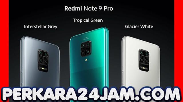 Xiaomi Redmi Note 9 Series Masuk Indonesia 9 Juni 2020