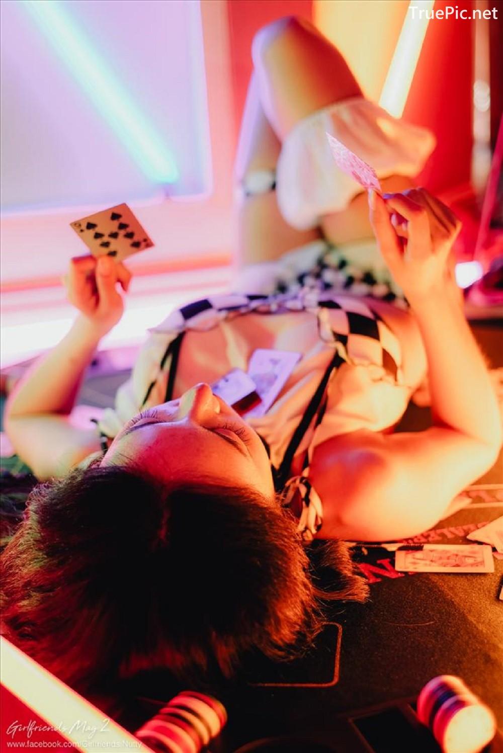 Image-Thailand-Beautiful-Model-Piyatida-Rotjutharak-Sexy-Gambling-Girl-TruePic.net- Picture-7