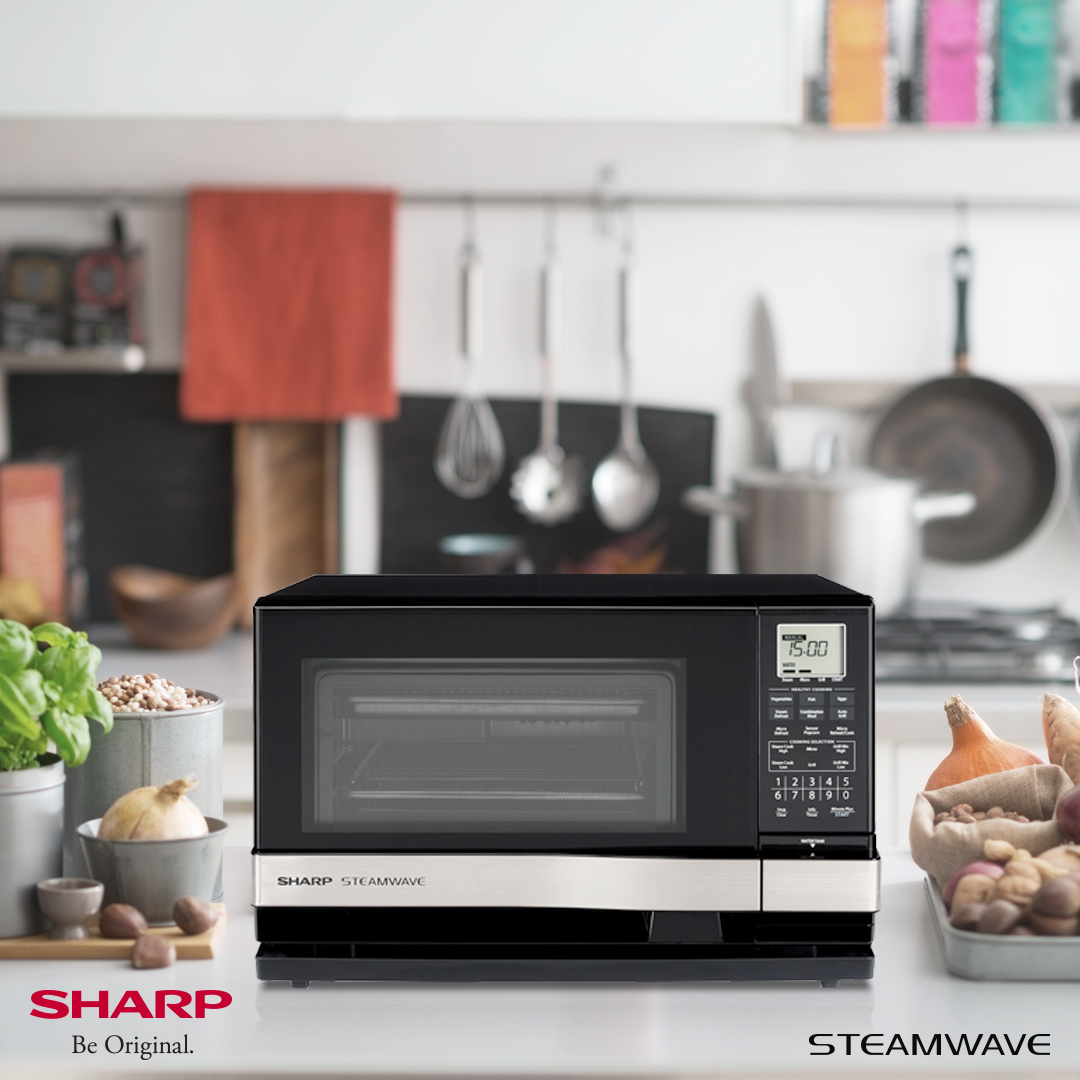 Find A Quick And Reliable Kitchen Partner In Sharp