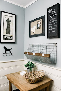 Easy DIY Command Center Ideas - Being Ecomomical