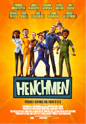 Henchmen animated film poster
