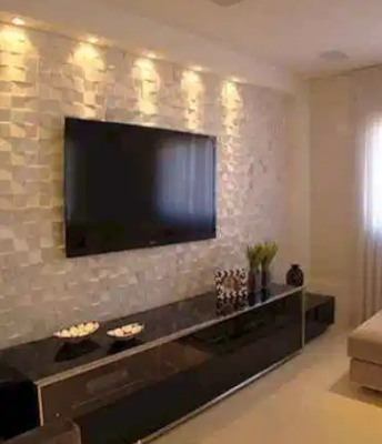 Living Room Design Ideas Tv On Wall (Places Ideas - www.places-ideas.com)