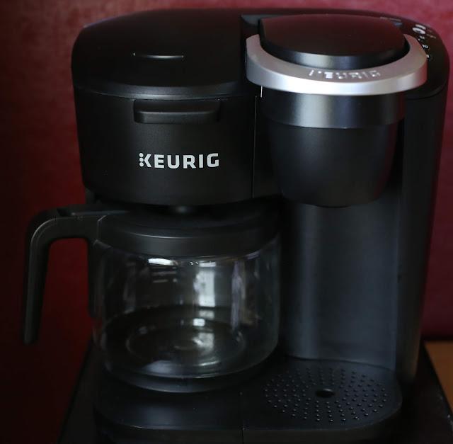 Keurig® K-Duo Essentials™ Single Serve & Carafe Coffee Maker