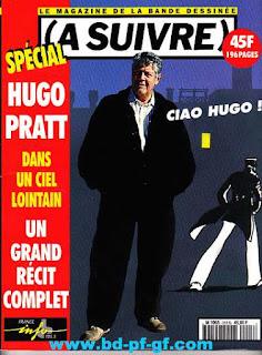 Hugo Pratt, spécial
