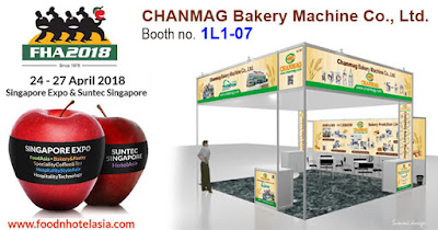 CHANMAG invitation you join us at FHA 2018