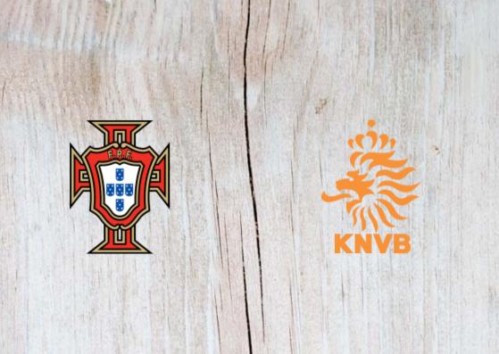 Portugal vs Netherlands Full Match & Highlights 9 June 2019