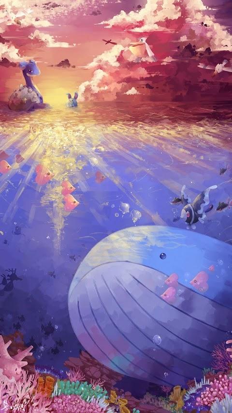 Pokemon biển sâu