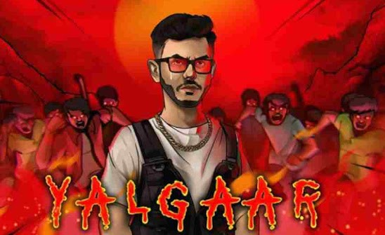 Yalgaar Song Lyrics In Hindi-Carryminati-Thelyricswaale.com