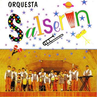 ORQUESTA INFANTIL DEL MUNDO - SALSERIN (1993)