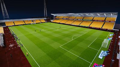 PES 2020 Stadium Tannadice Park