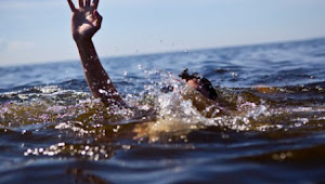 Wisatawan Asal Limbangan Sari Cianjur Tenggelam di Pantai Jayanti