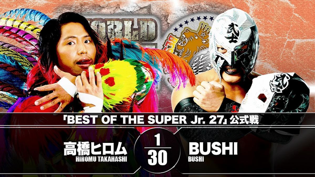 Cobertura: NJPW Best Of The Super Juniors – Day 3 – Escala de valores!