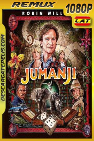 Jumanji (1995) 1080p BDRemux Latino – Ingles