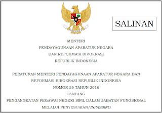 Siap-Siap, Inpassing Nasional Akan Dilaksanakan 2 Tahun