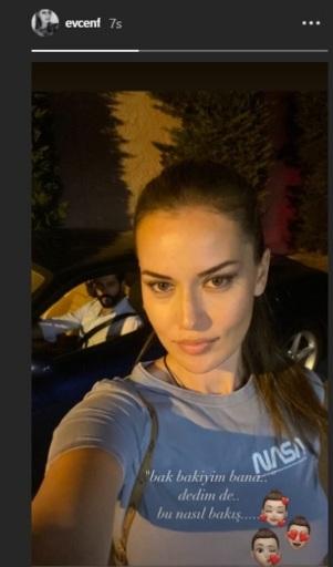 Fahriye Evcen şi Burak Özçivit: I-a plăcut privirea irezistibilă a soțului !