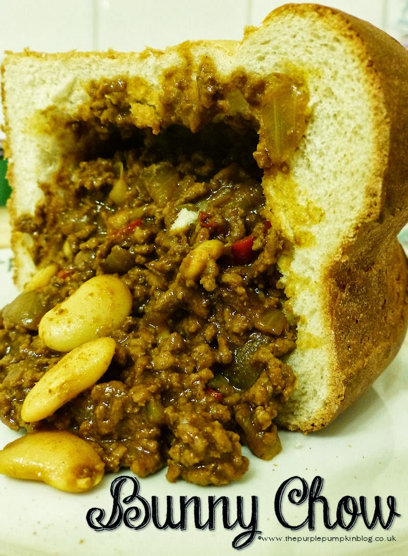 Bunny chow south african bunny chow curry forumfinder Gallery