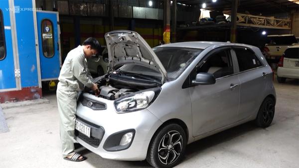 Những lưu ý khi bảo dưỡng và sửa chữa ôtô