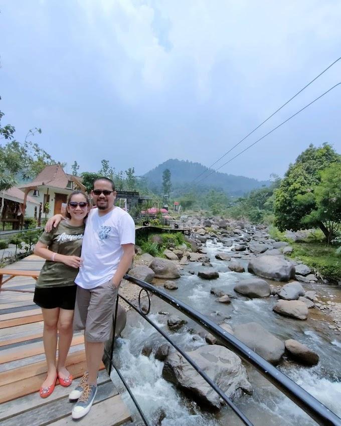 Terpukau Pesona Alam di Pendopo Ciherang, Sentul Bogor