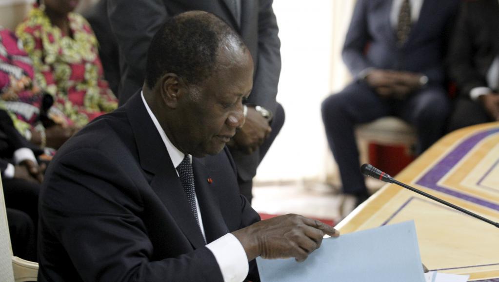 Voici l'avant-projet de la nouvelle constitution de Ouattara