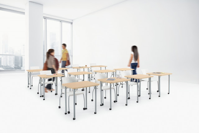 zook mobile classroom tables