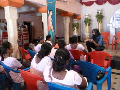Biome Trust Training Asha Workers From 18 Public Health