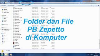 folder PB Zepetto