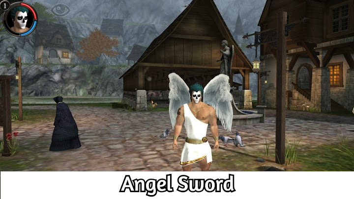 Angel Sword Apk Mod