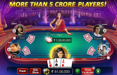 Teen Patti Gold – With Poker & Rummy Mod Apk Download