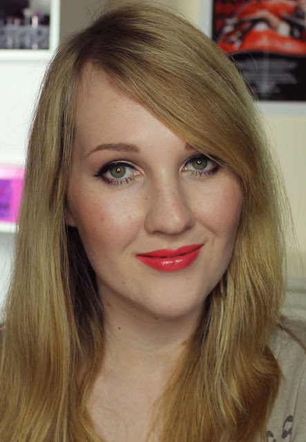 MAC Monday: MAC is Beauty - Make Me Gorgeous Lipstick Swatches & Review