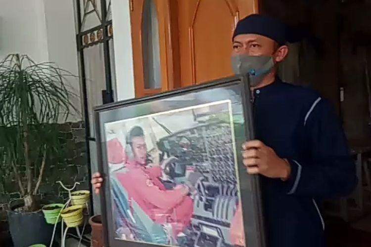 Masya Allah, Beginilah Kondisi Pilot Kapten Afwan Setelah Disholatkan