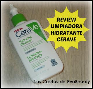 Review Limpiadora Hidratante CeraVe