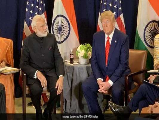 Big Insult: Donald Trump asked Modi - Where do you bring such journalists?