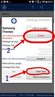 Cara memasangTheme Samsung Berbayar Menjadi Gratis Tanpa Root dengan mudah
