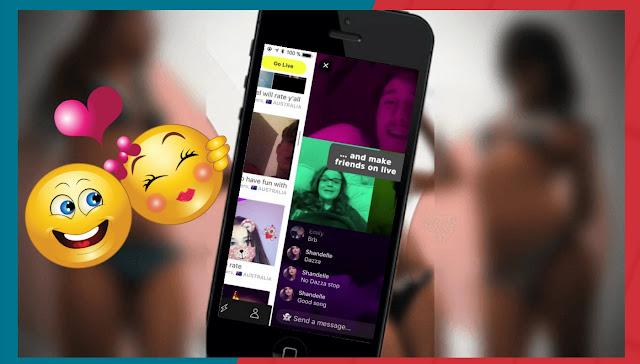 دردشة وتعارف للعرب حول العالم   تطبيق YUBO آلجديد