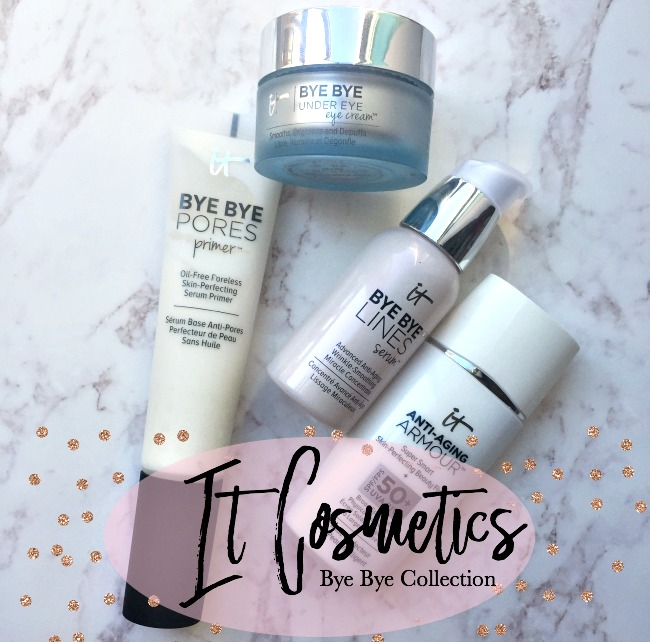 It Cosmetics Bye Bye Collection at Sephora