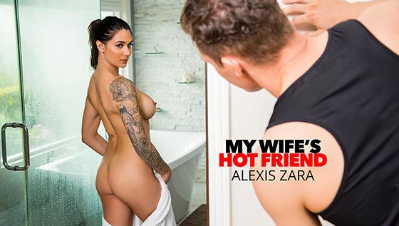 [MyWifesHotFriend] Alexis Zara 25896