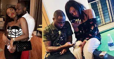 Davido and Girlfriend, Chioma unfollow each other on Instagram