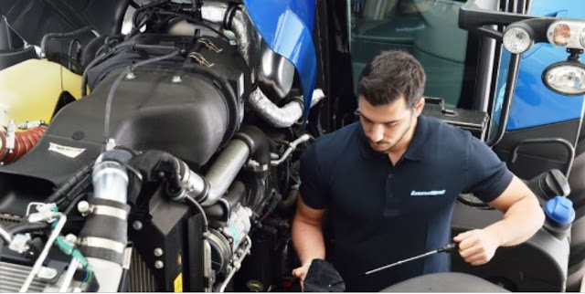 Daily Tractor Maintenance And Tractor Maintenance Tips