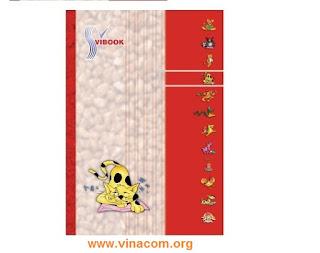 tập vibook a4