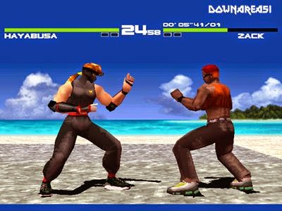 dead or alive psx