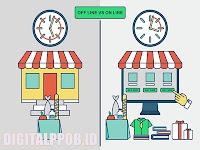 Bisnis Pulsa Online Vs Offline, Mana yang Lebih Menguntungkan?